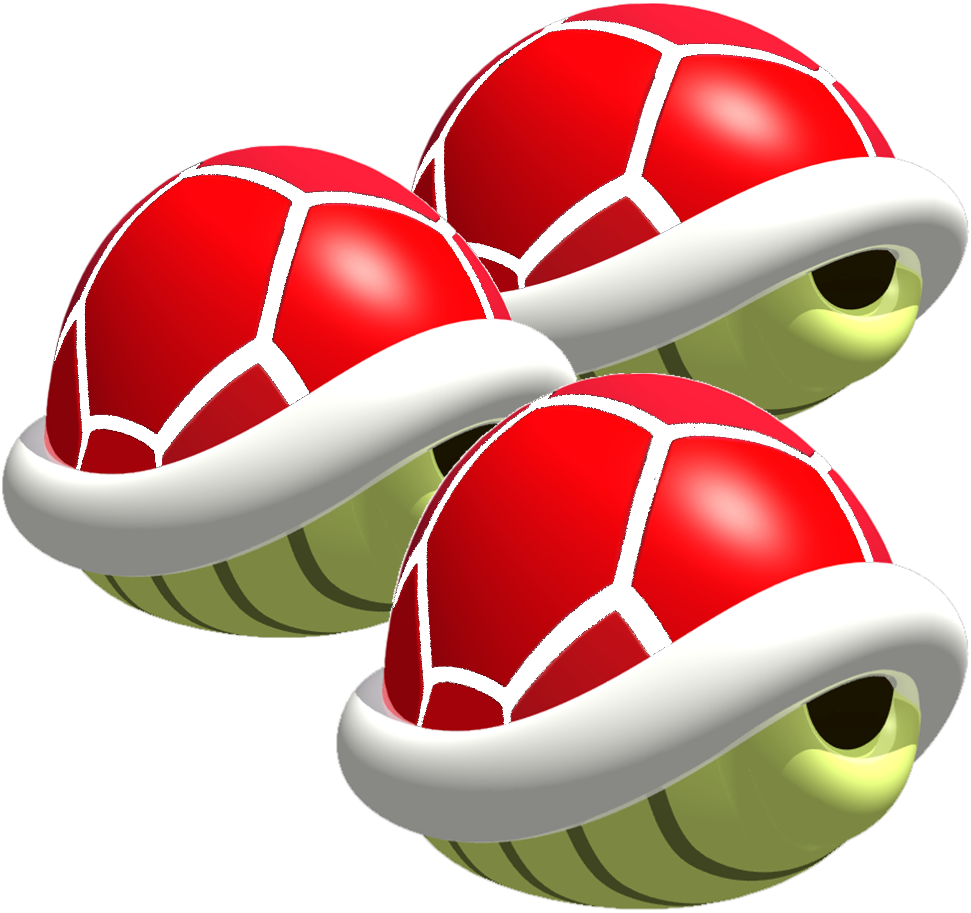 Playdough clipart red. Image triple shells mario