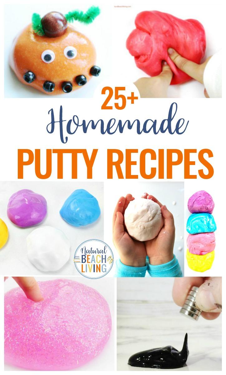 Playdough clipart silly putty.  homemade recipes everyone