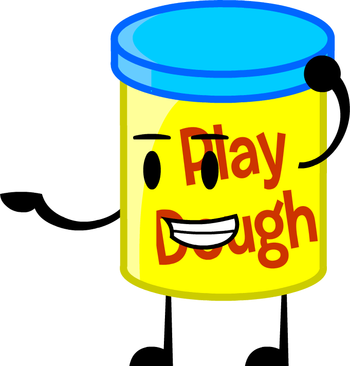 Playdough clipart transparent. Play dough commission by