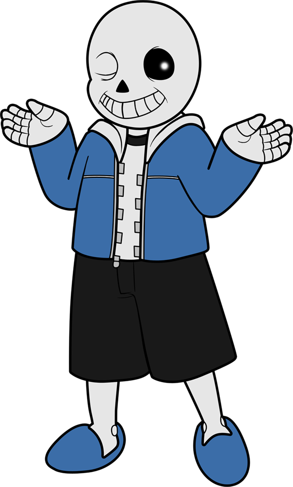 Sans undertale by shinfurevindo. Playdough clipart transparent