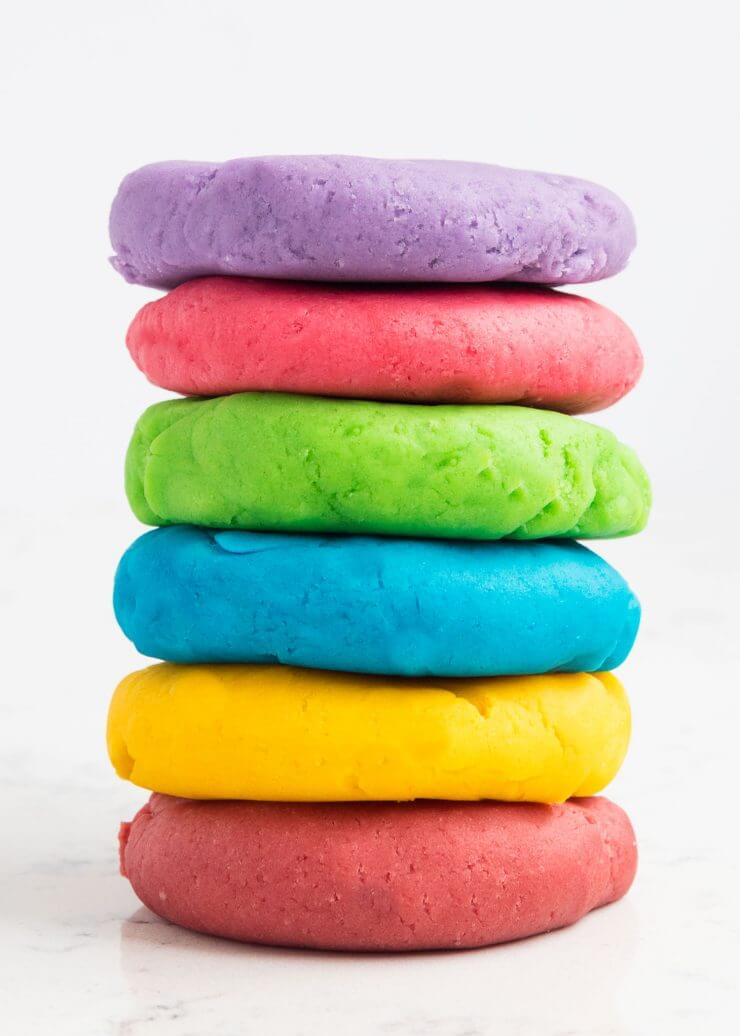 Playdough clipart uncooked. The best homemade recipe