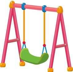 Playground clipart. Equipment clip art free
