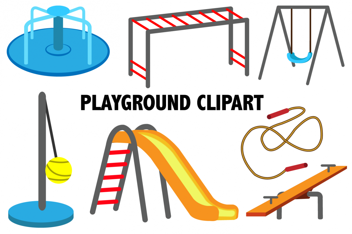 . Playground clipart adventure playground