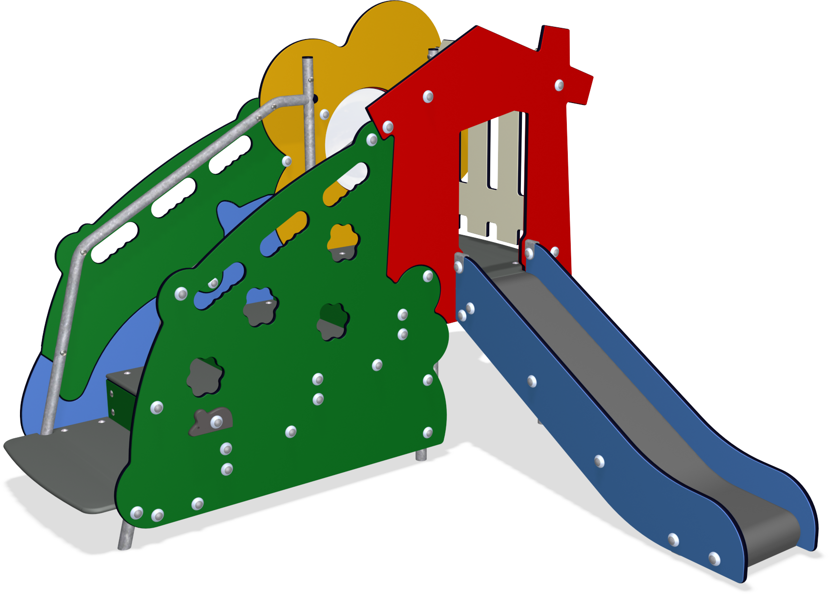 Toddlers castle u msc. Preschool clipart playground