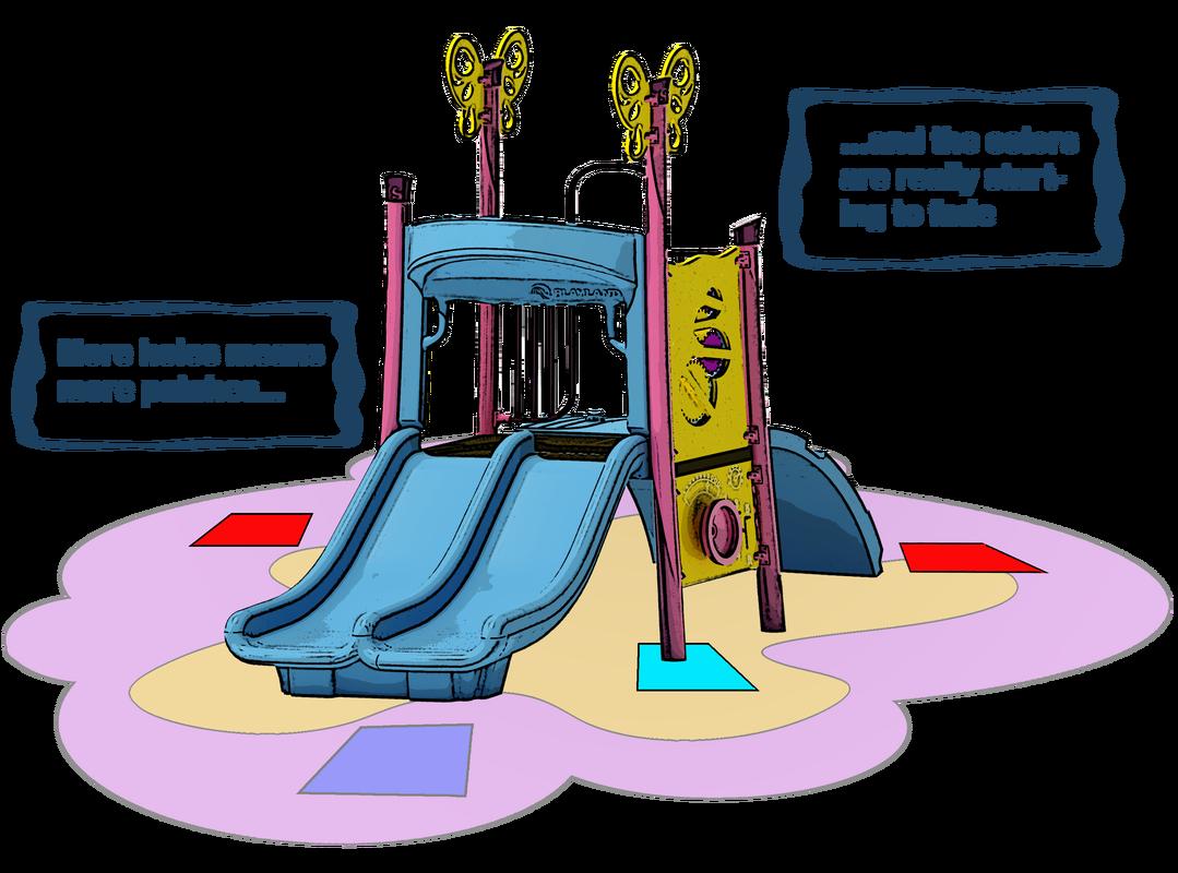 Maintenance program professor pause. Playground clipart clean playground