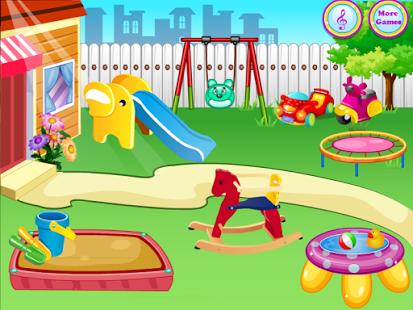 . Playground clipart clean playground