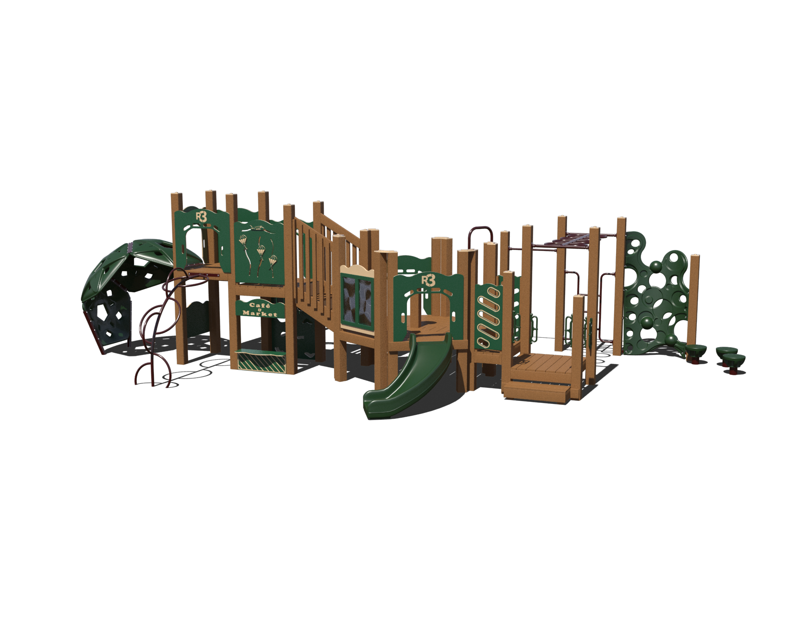 Miami florida equipment and. Playground clipart fort
