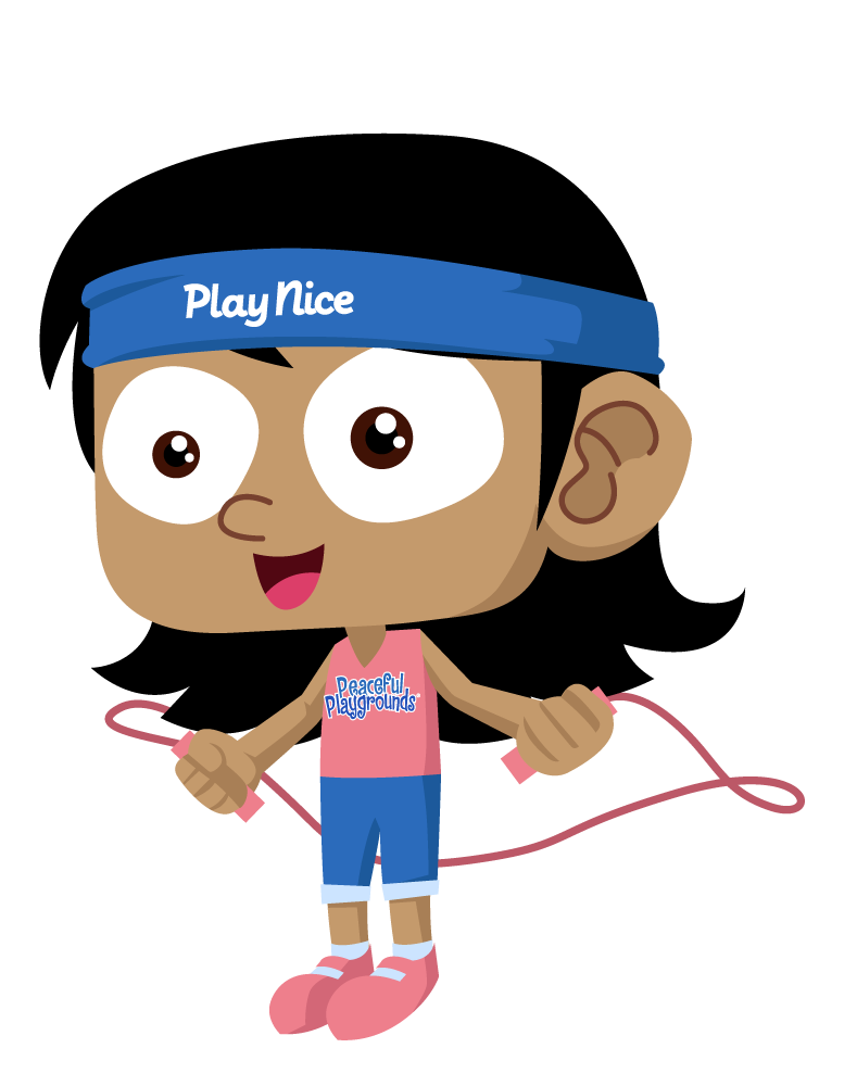 Peaceful playgrounds play nice. Recess clipart playground