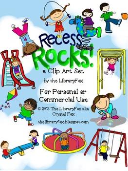 Recess clipart playground. Rocks clip art set