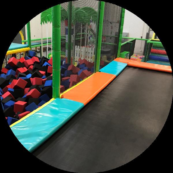 Kids planet indoor trampoline. Playground clipart tunnel playground