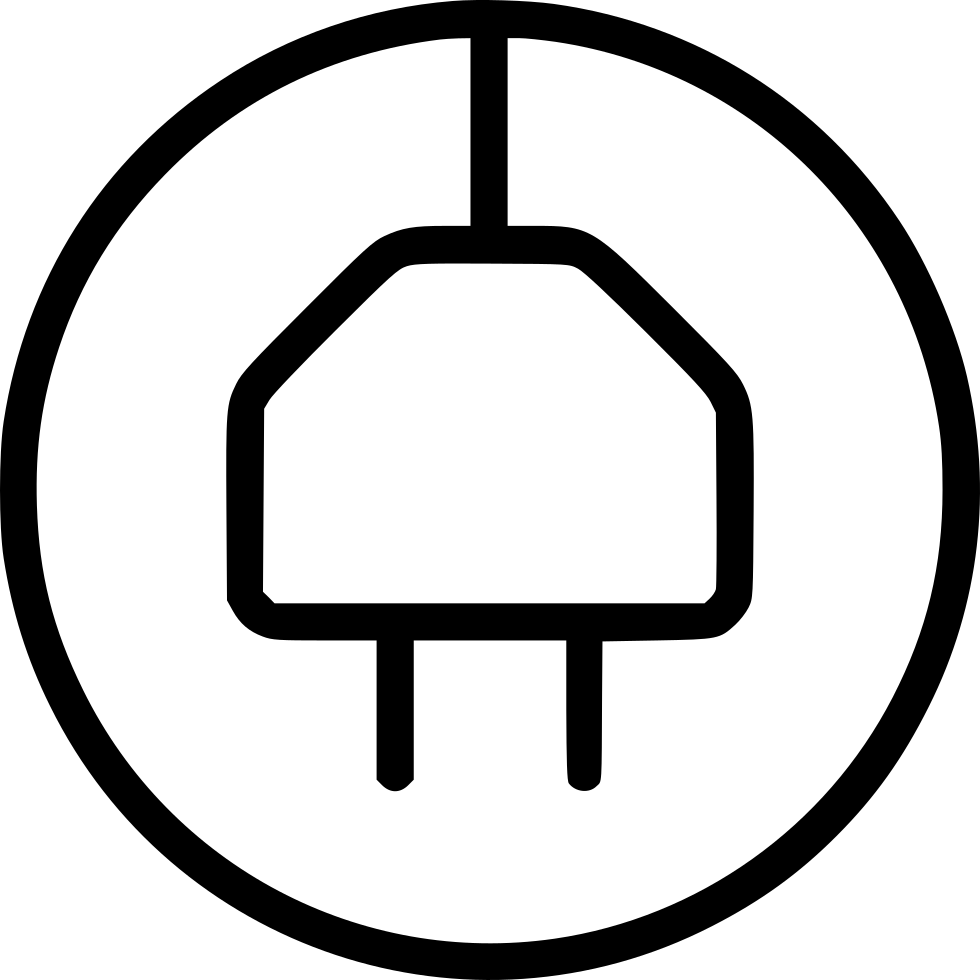 Cord electric sign charge. Plug clipart current electricity