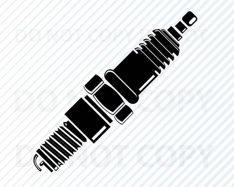 Spark svg files for. Plug clipart vector