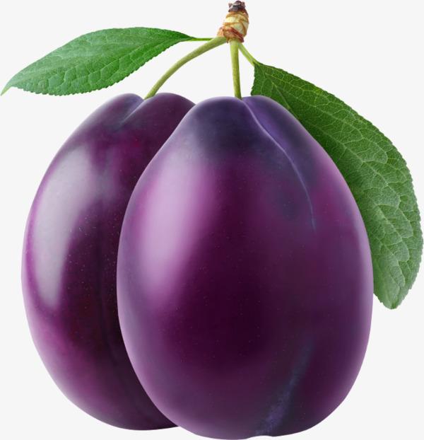 Fruit plums purple png. Plum clipart