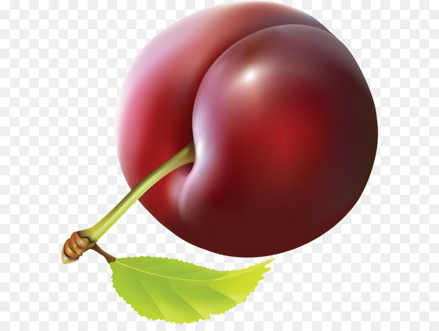 Plum clipart. Fruit clip art png