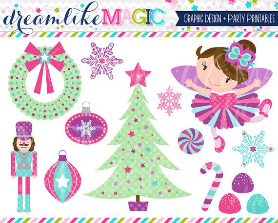 Plum clipart sugar plum. Fairy dreams for personal