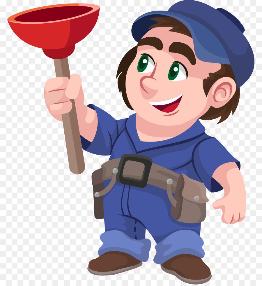 Plumbing clip art png. Plumber clipart