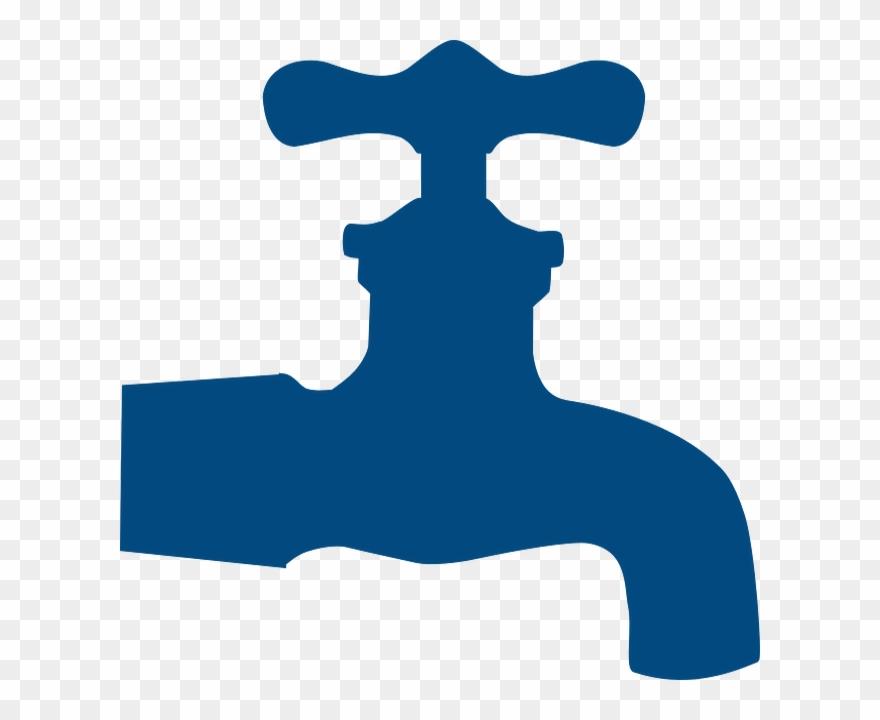 Plumbing pueblo pinclipart . Plumber clipart dripping faucet