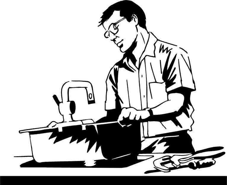 Free pictures download clip. Plumber clipart plumbing repair