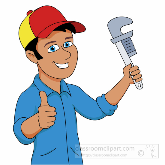 Plumber clipart. Search results for clip