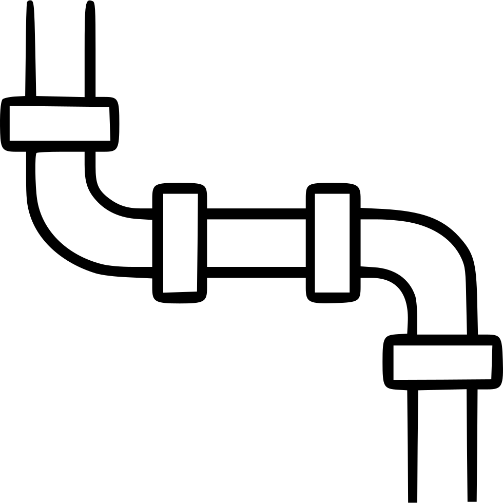 Plumbing clipart drainage system, Plumbing drainage system ...