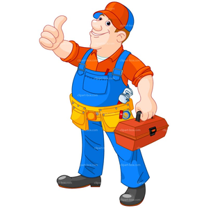 Free images at clker. Plumber clipart installation