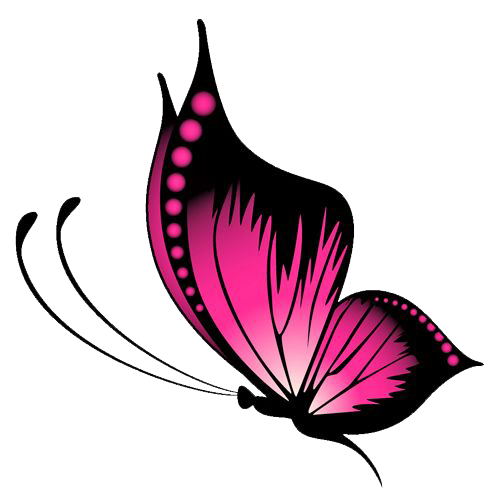 Pink butterfly file mart. Png files download