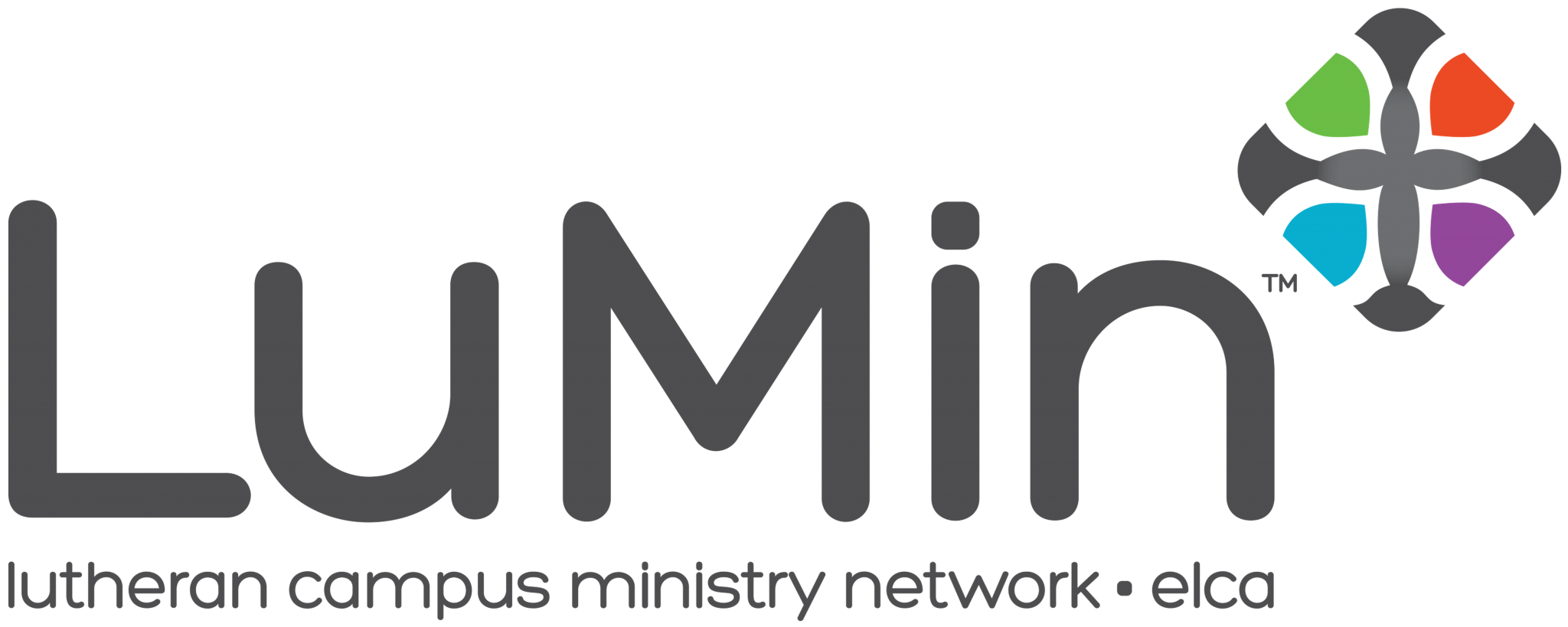 Lumin brand identity lutheran. Png files for print