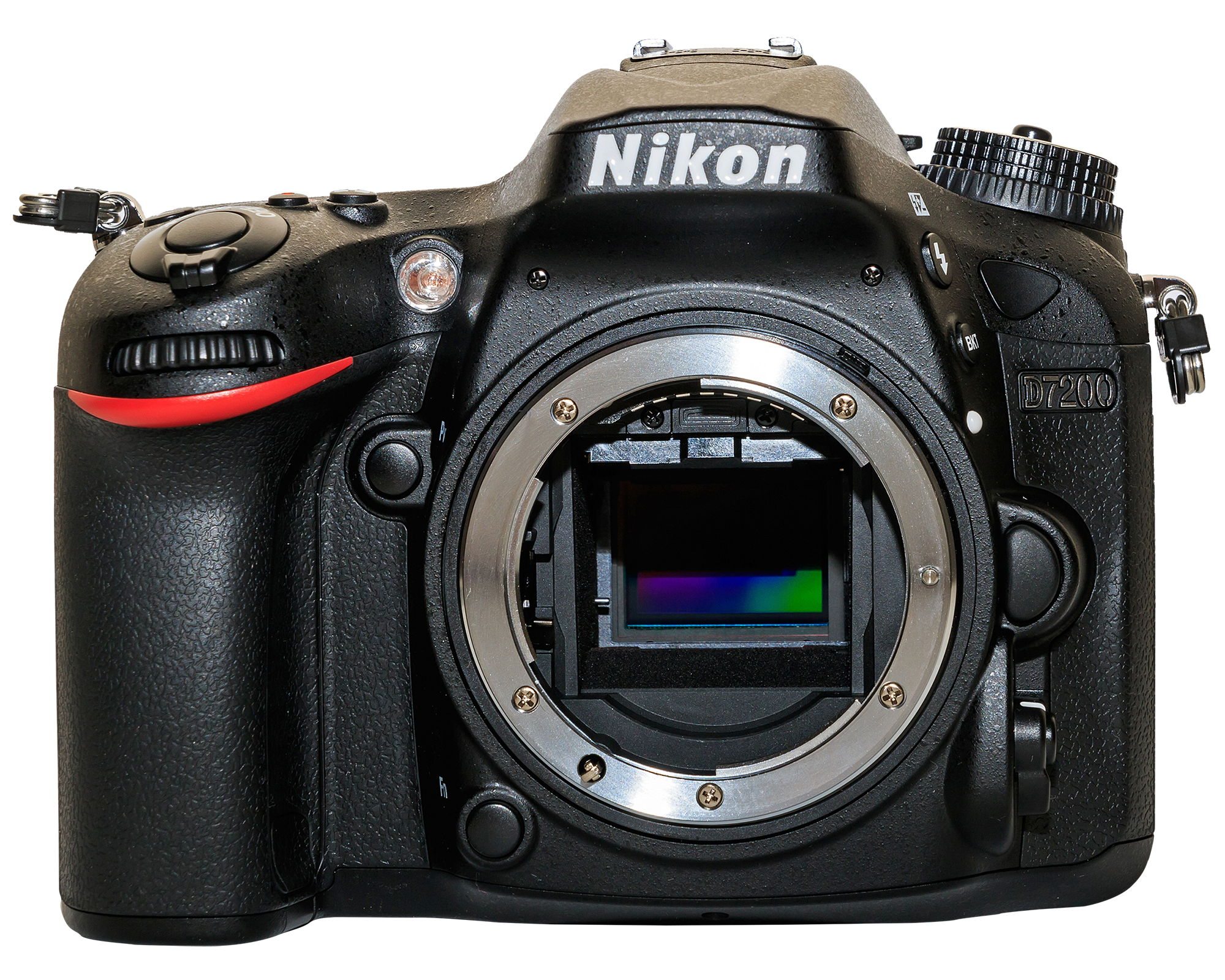 File nikon d body. Png files with transparent background
