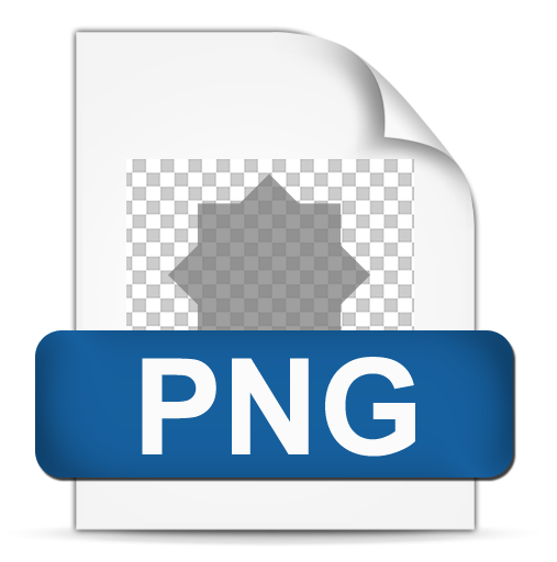 Png icon. File format clipart image