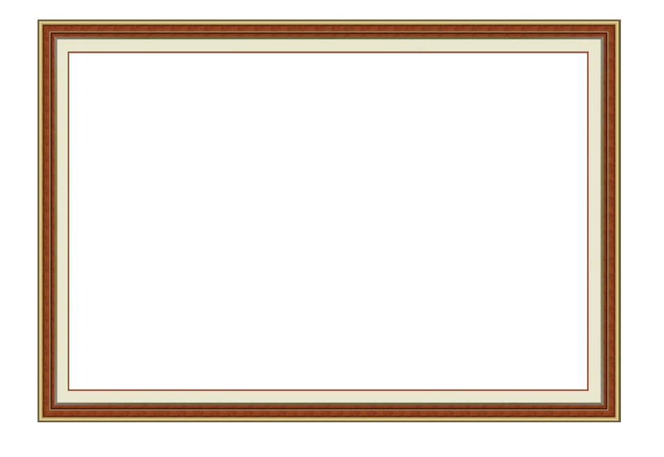 Vintage frames collection free. Png frame