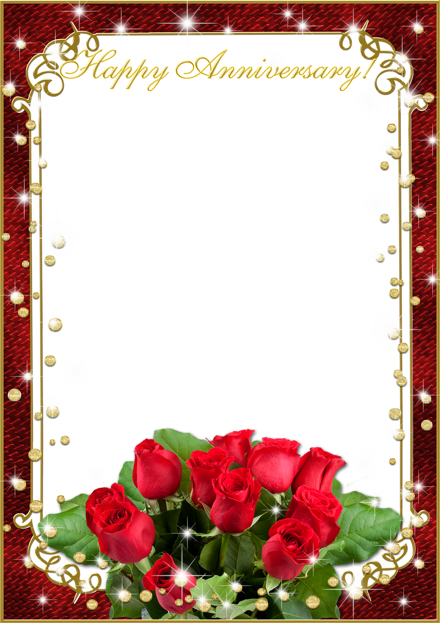 Png photo frame. Flower psd vector free