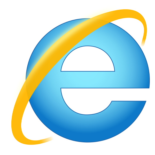 File internet explorer svg. Png to icon windows 7