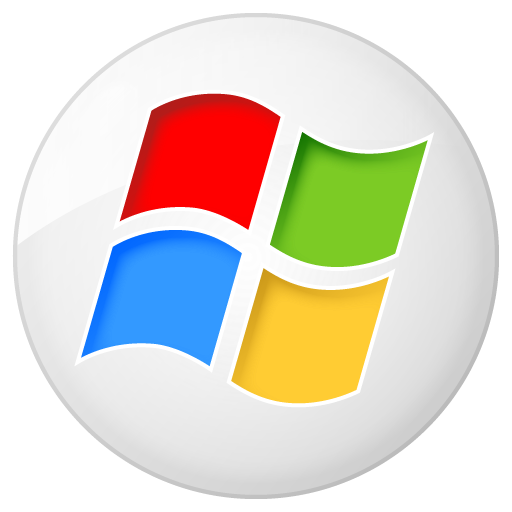 Png to icon windows 7. Microsoft free icons and