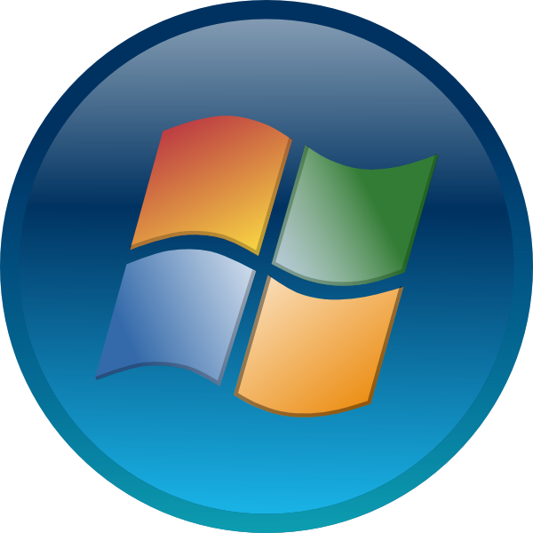 Vista microsoft installation service. Png to icon windows 7