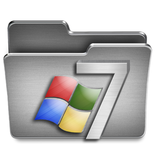 Steel system iconset uriy. Png to icon windows 7