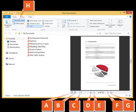 Preview files nitro a. Png to pdf windows