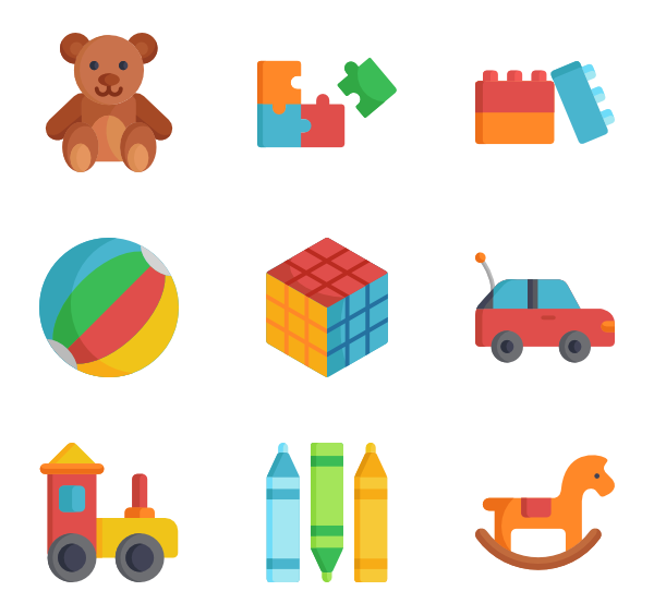 kids playing icon. Png to vector illustrator