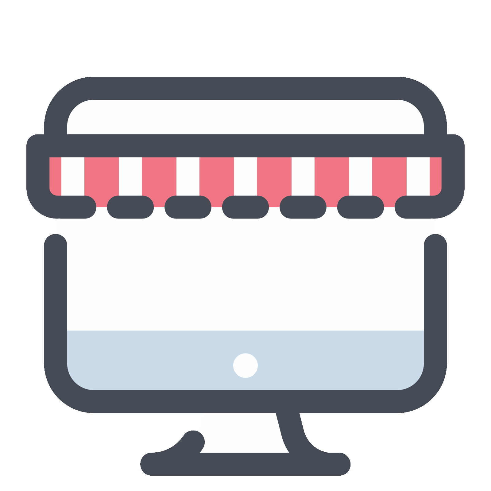 Shopping icon free download. Png to vector online