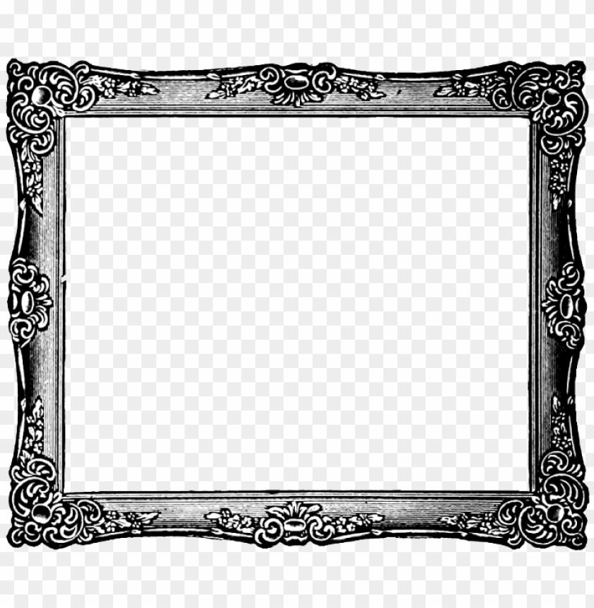 Image free images toppng. Png vintage frame