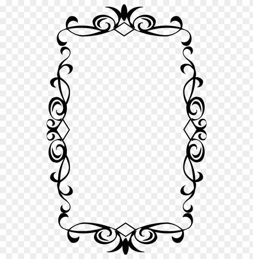 Png vintage frame. Free images toppng transparent