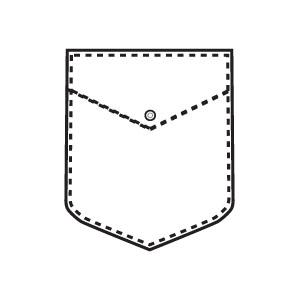 Clip art free panda. Pocket clipart
