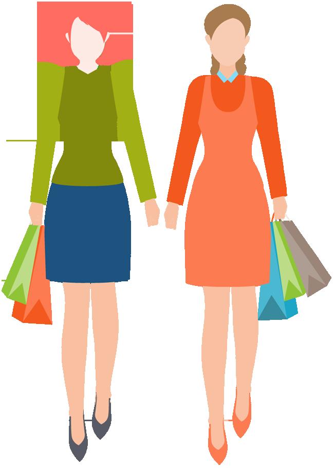 Portfolio categories designshop two. Pocket clipart clothes shopping