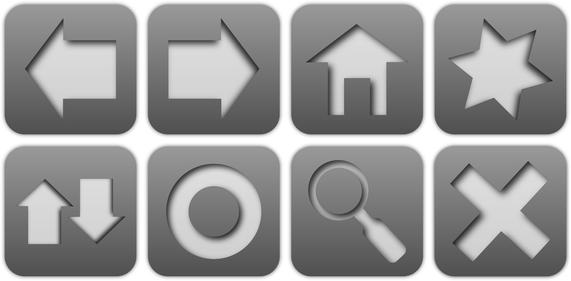 Website clipart browser. Icon set icons png