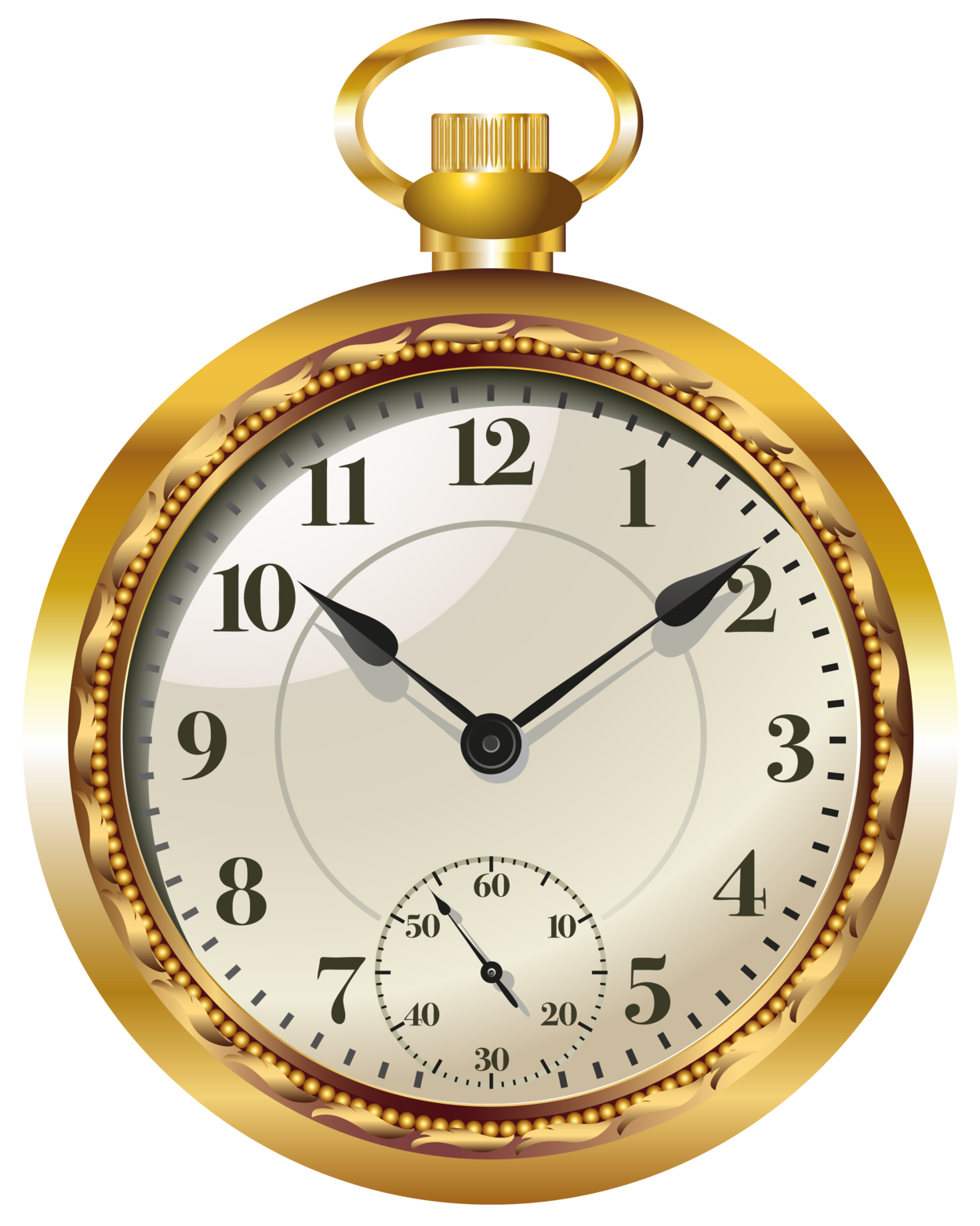 See clipart analog watch. Pocket clock png clip