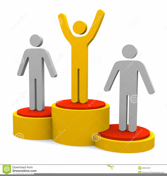Podium clipart. Winners free images at