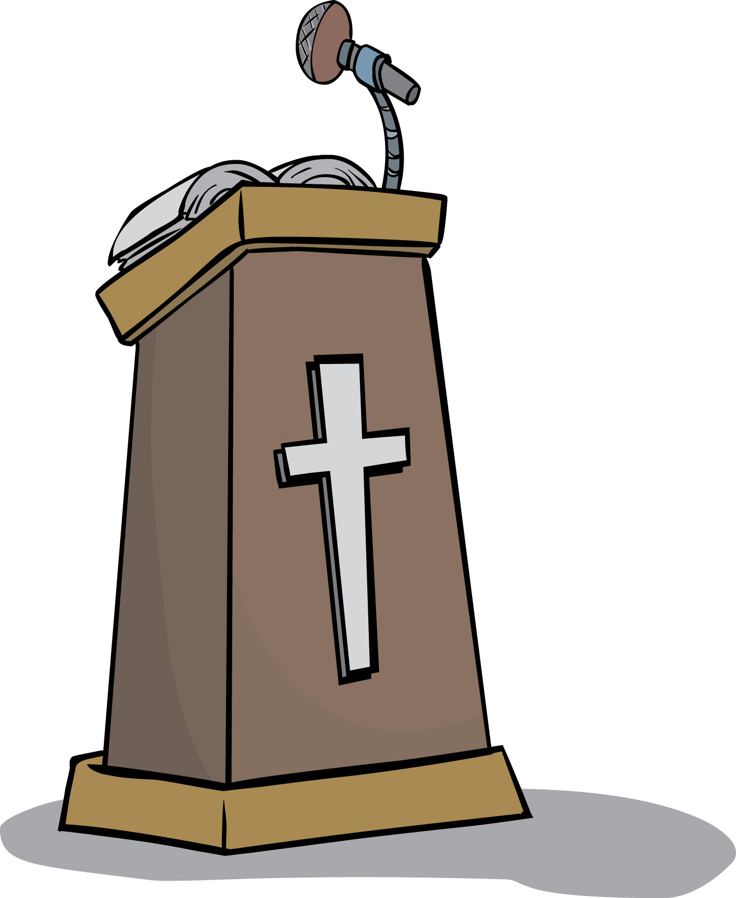 Free church cliparts download. Podium clipart pulpit