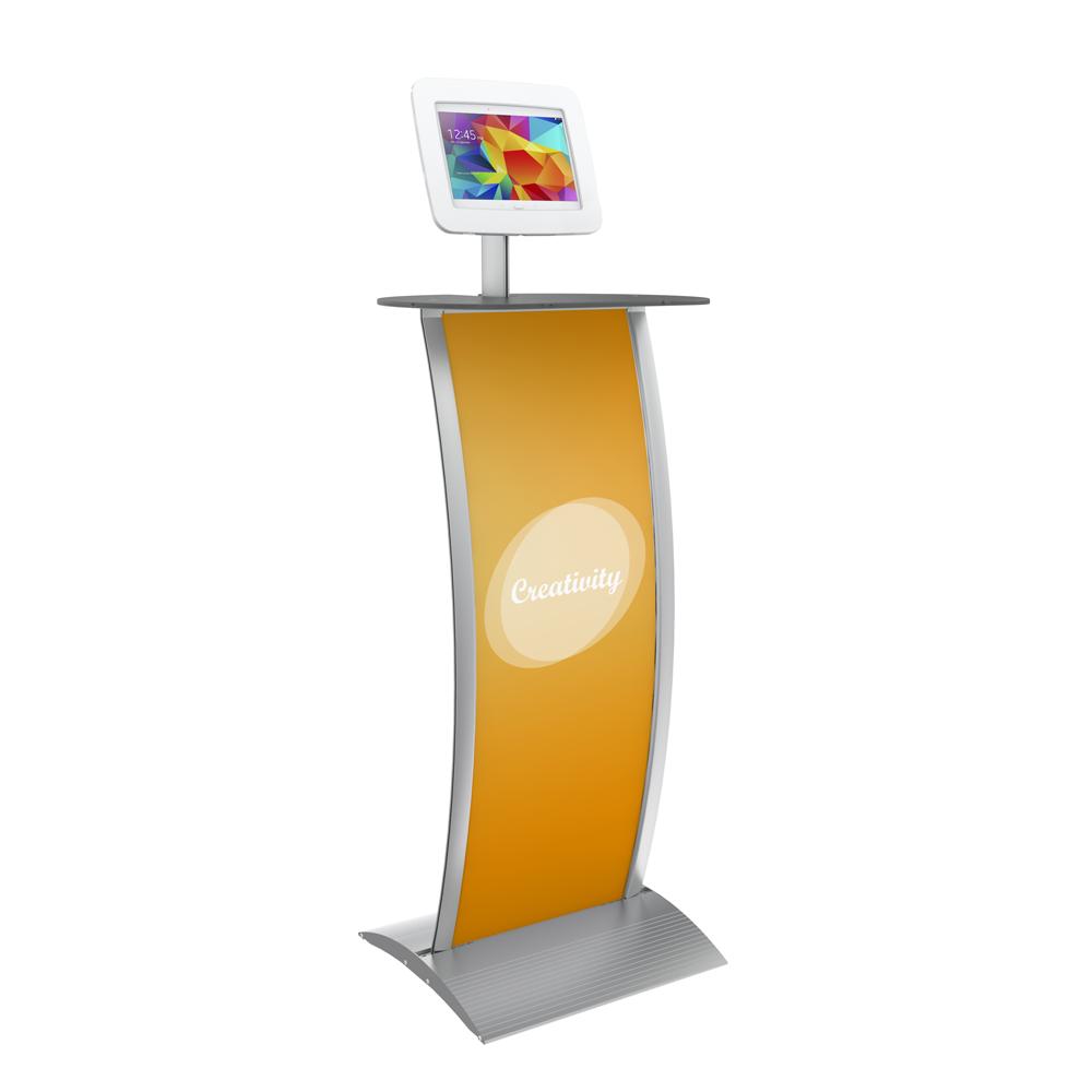Podium clipart pulpit. Shell ipad tablet enclosure