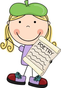 Writer clipart poetry. Free cliparts poems download