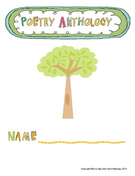 Poetry clipart anthology. Products in