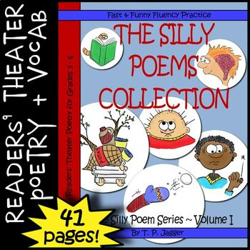 Readers theater poetry poems. Poem clipart appendix
